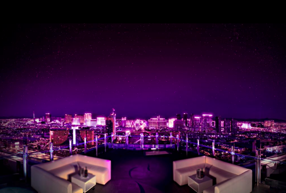 rooftop club vegas