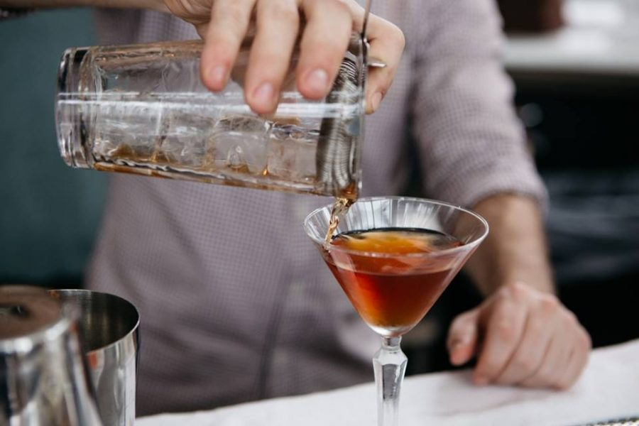 Tableside Mixology: The Perfect Birthday Treat