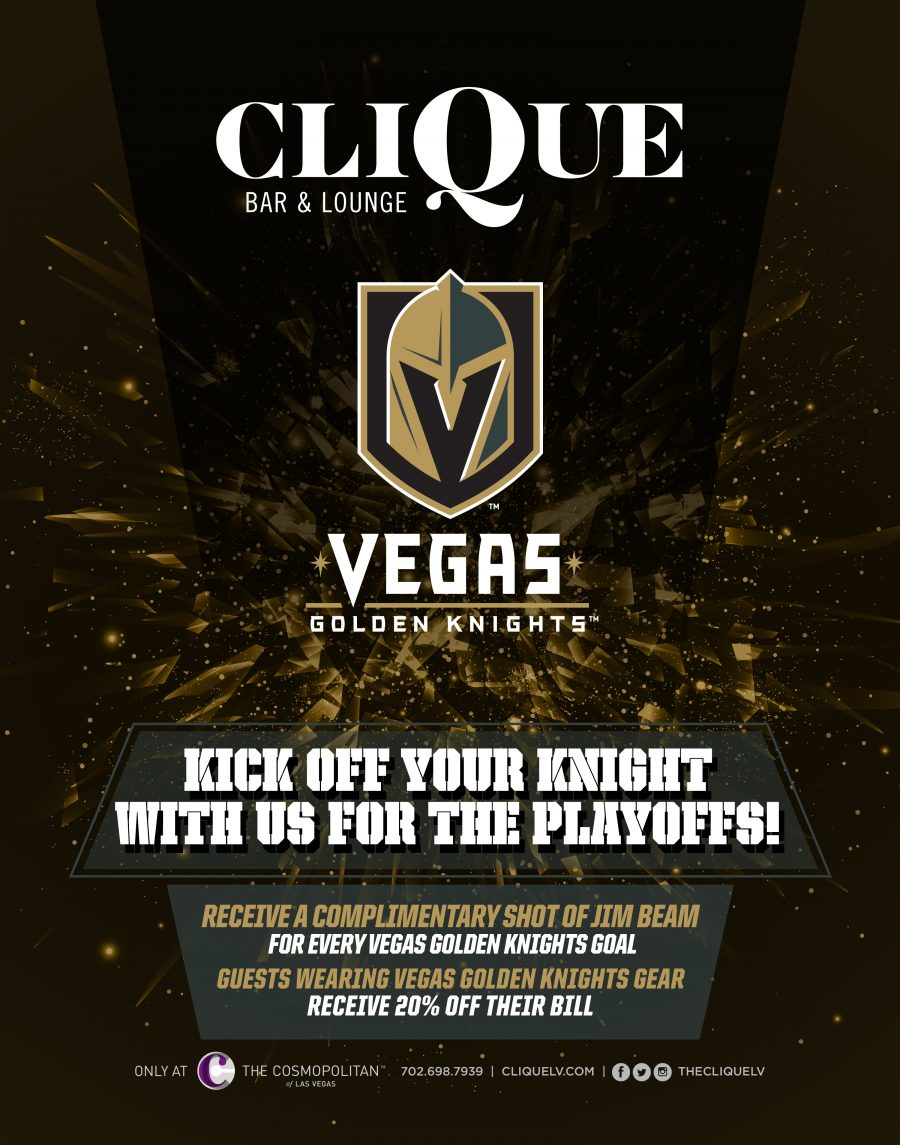 Pre and Post Game Vegas Knights Parties and Viewing Parties