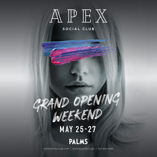 Apex's Grand Opening Weekend