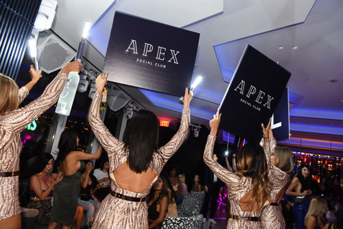 Plan Your Next Party at Apex