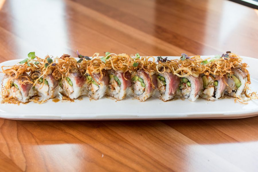 Lionfish: Meet the Specialty Rolls
