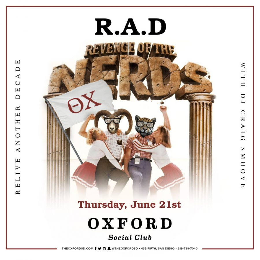 Why Throwback Thursday when you can R.A.D.?