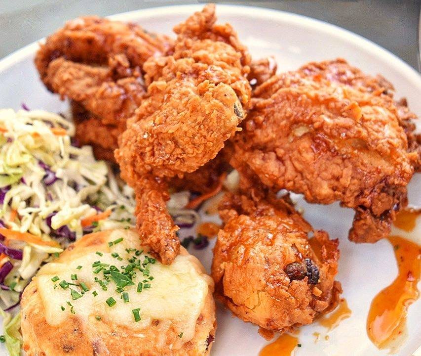 The Fascinating History of Fried Chicken