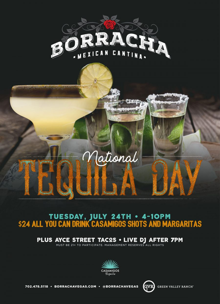 National Tequila Day is Coming—And Borracha is Ready to Celebrate
