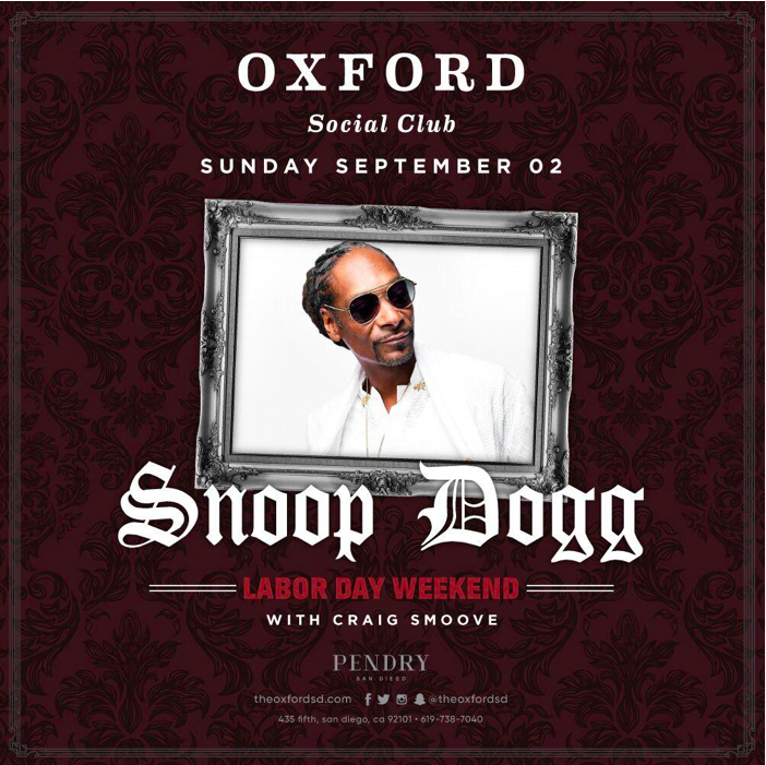 Celebrate Labor Day at Oxford Social Club!