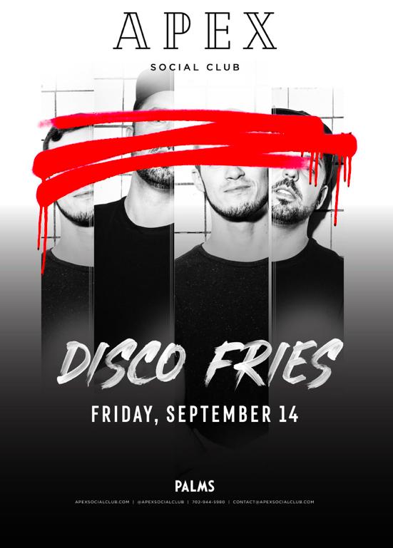 disco fries las vegas