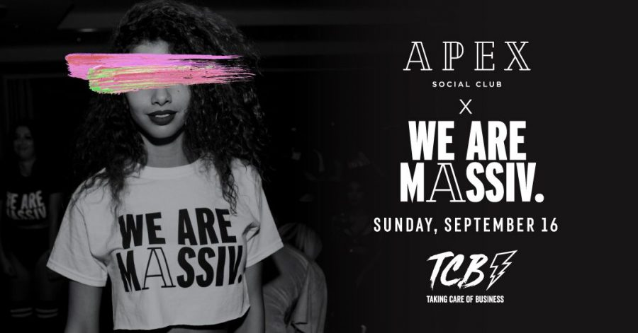 5 Reasons You Need to be at an Apex x Massiv Party