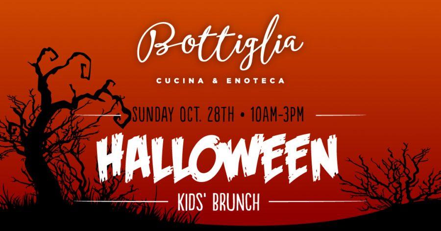 Get Ready for the Halloween Kids Brunch at Bottiglia
