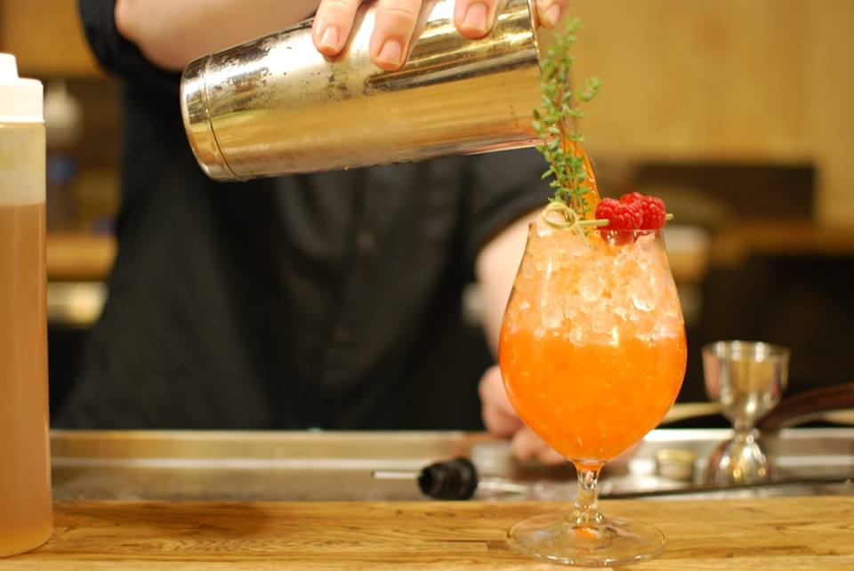 lionfish cocktails