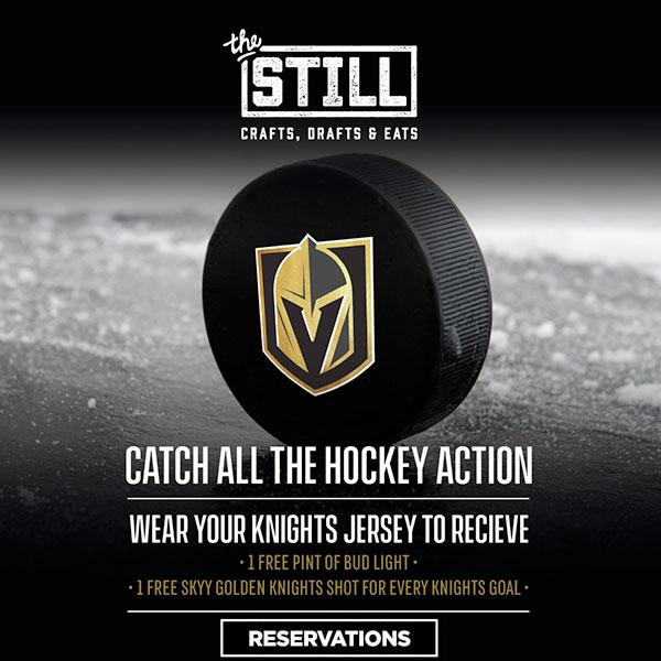 watch las vegas hockey