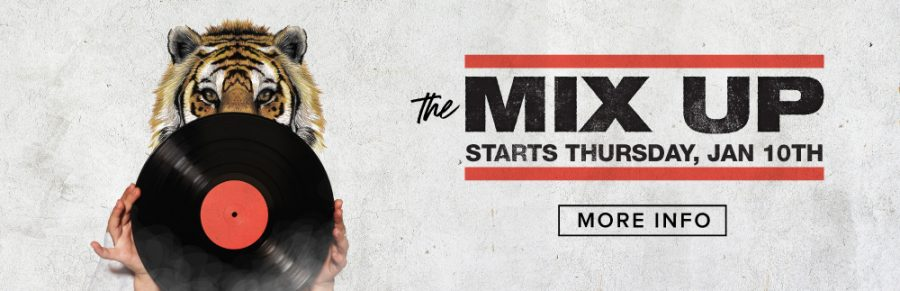 San Diego Nightclub The Oxford Presents: The Mix-Up