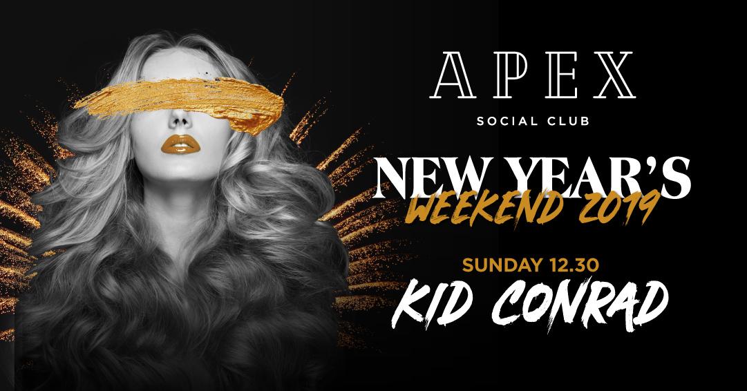 apex kid conrad new years weekend