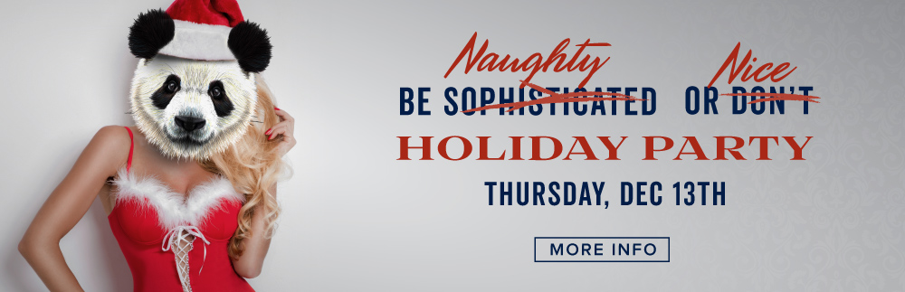 Oxford Social Club's Naughty & Nice Party