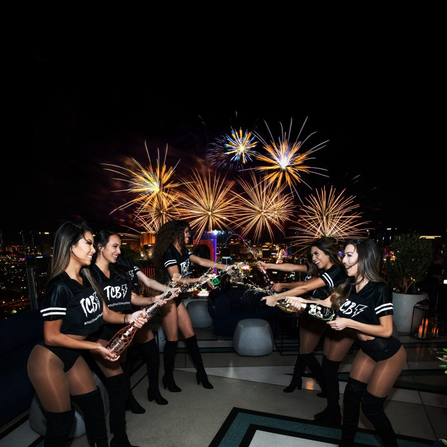 Celebrate New Year's Weekend In Las Vegas at Apex!