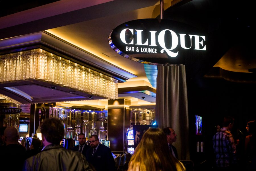 May at Clique Bar & Lounge