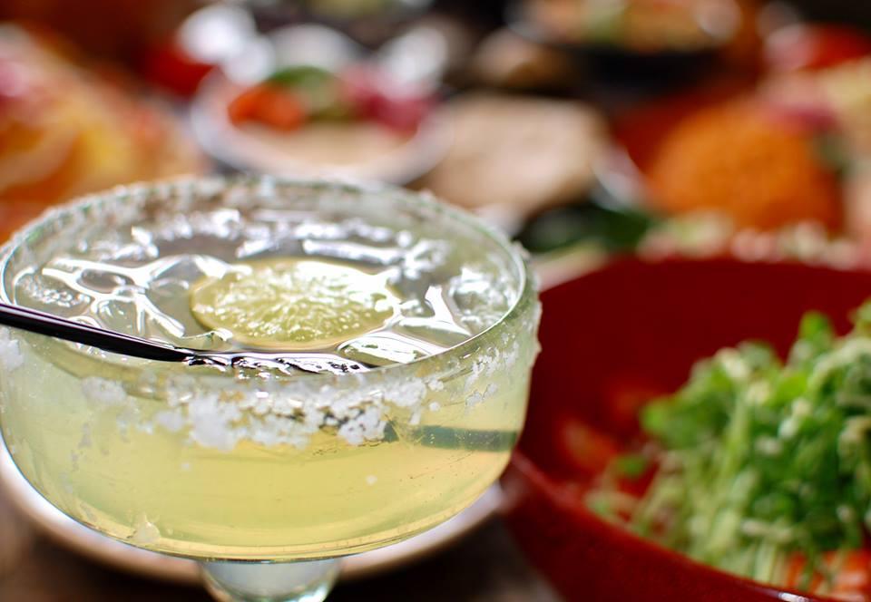 gluten free margaritas at borracha Mexican cantina Henderson, NV
