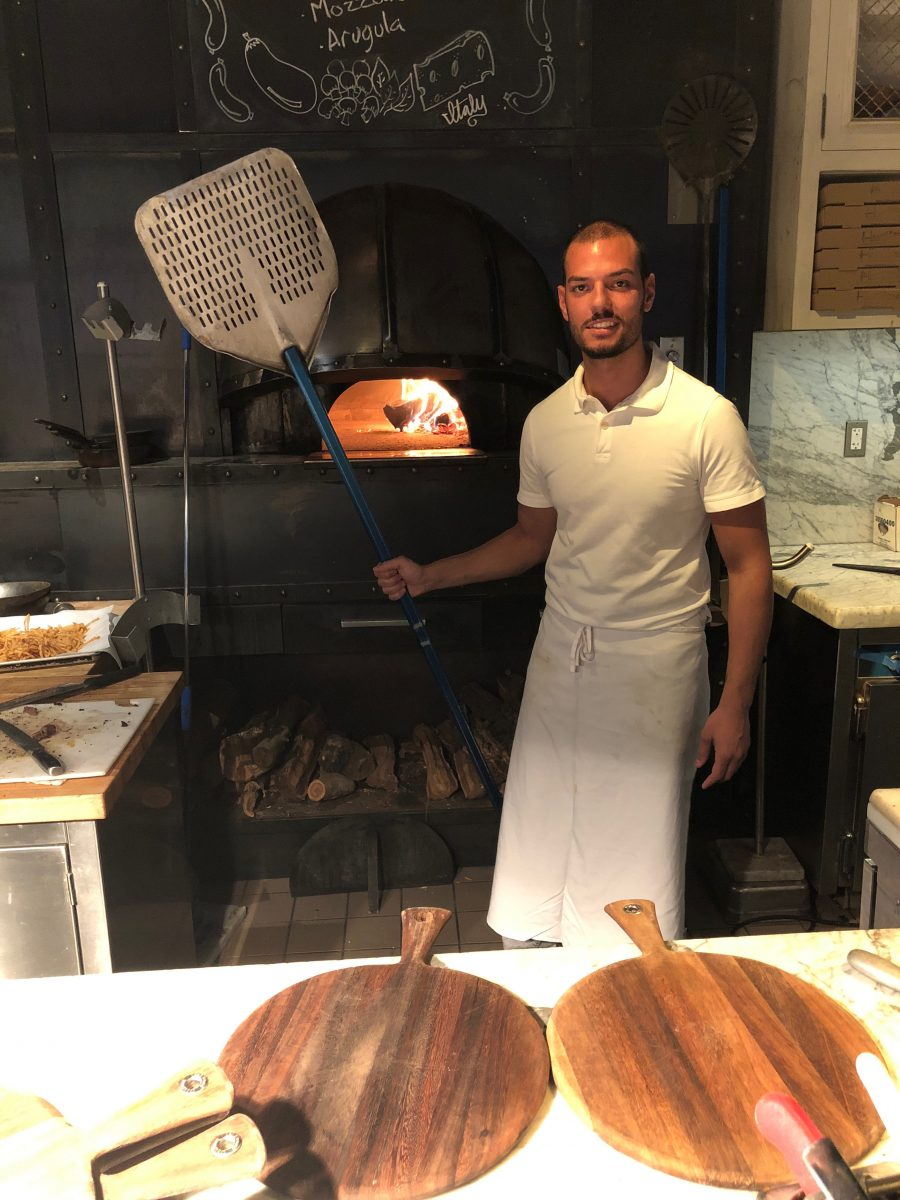 What is a Pizzaiolo?
