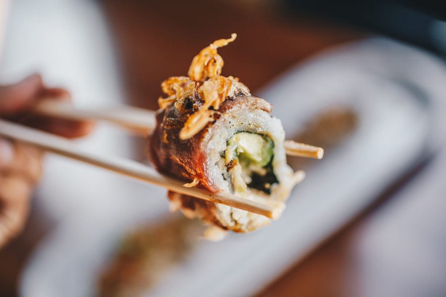Not Sure Which Sushi to Try Next? Let Lionfish Help You Decide
