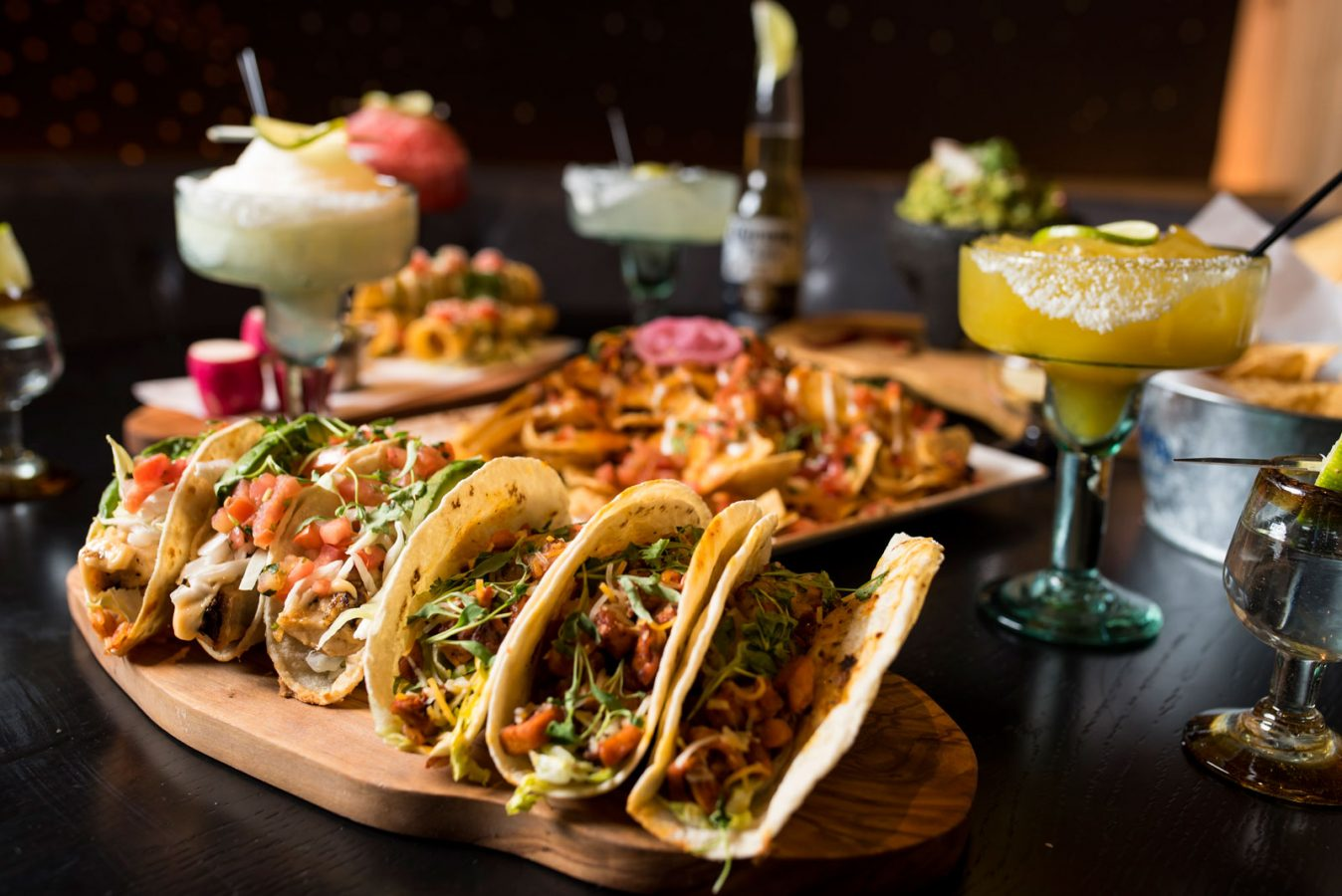 all you can eat tacos at borracha Mexican cantina in Henderson nevada