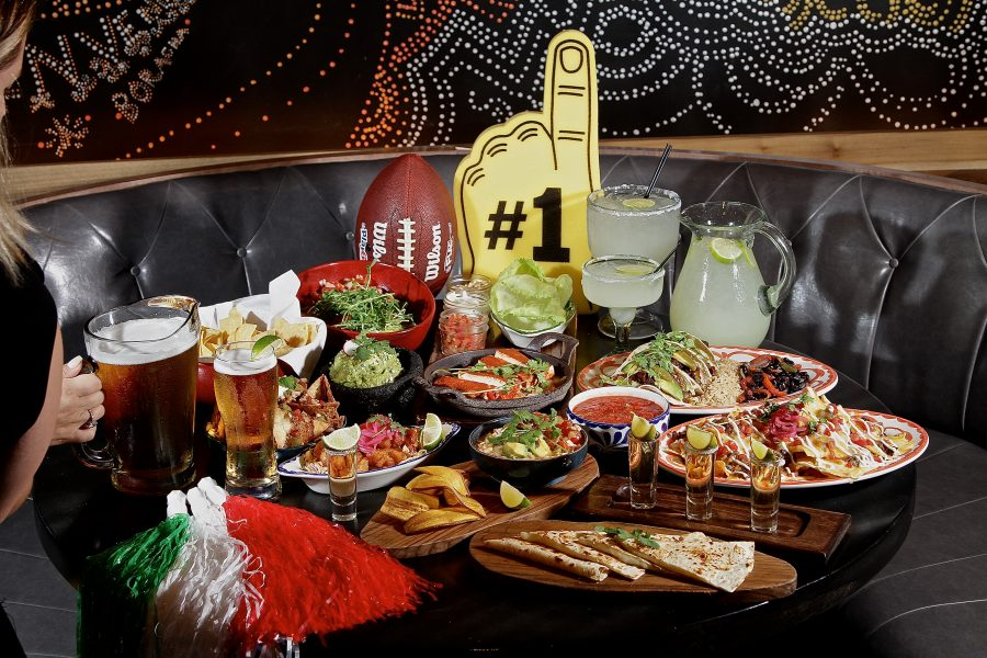 Watch the Super Bowl in Henderson at Borracha Mexican Cantina