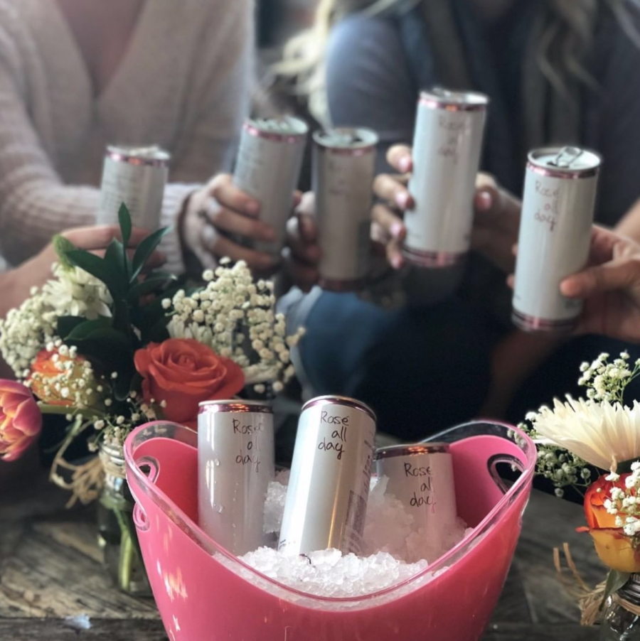 Enjoy Rose All Day… In a Can! At Hearthstone
