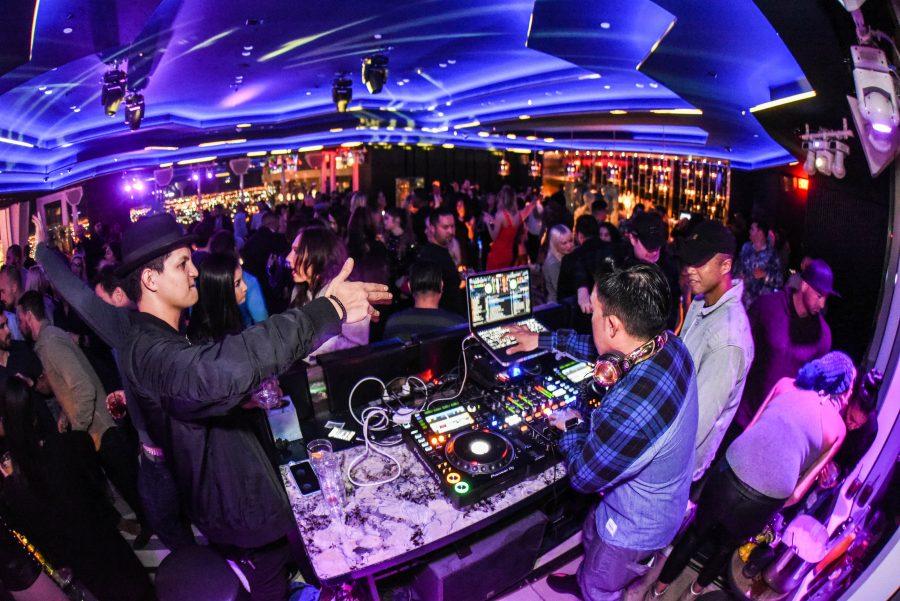 Las Vegas February Events at Apex Social Club