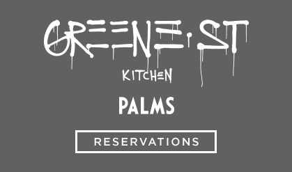 Greene Street Kitchen is a Las Vegas Art-Lovers' Paradise