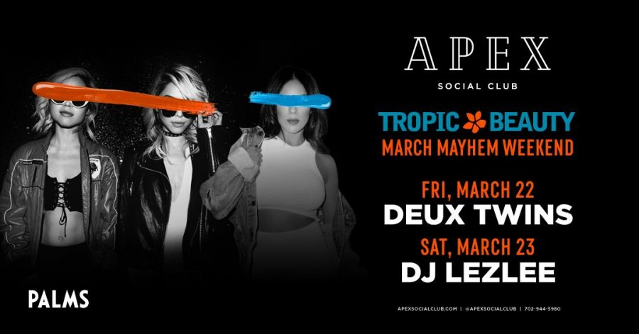 Make The Most of Your Spring Break With Apex's March Madness Events