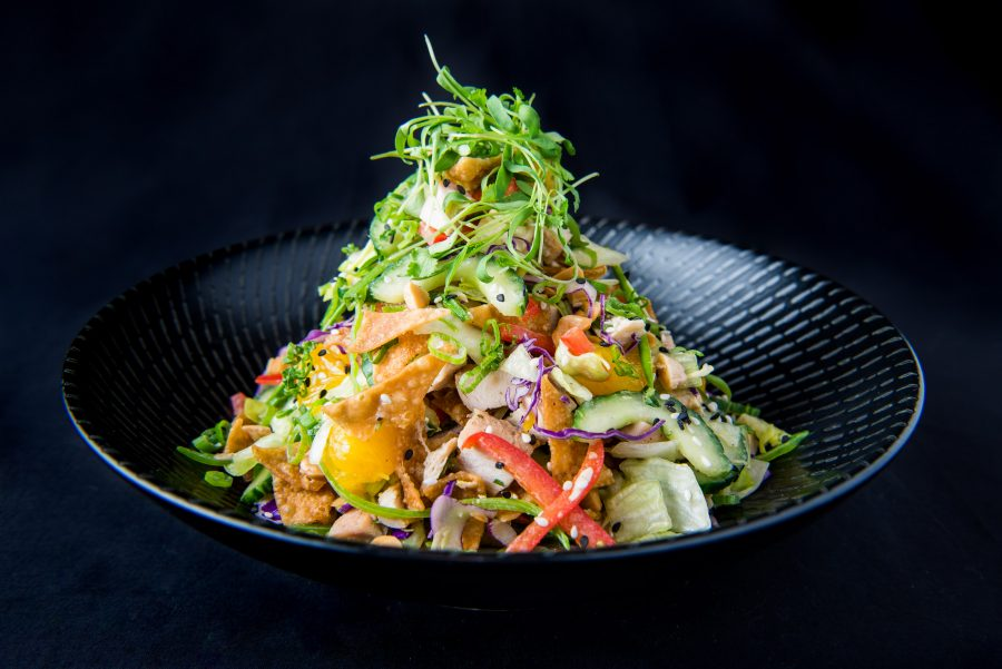 Salads Are Anything But Ordinary at Greene St. Kitchen