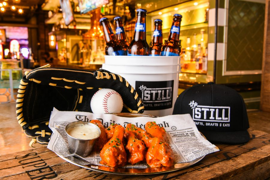 Baseball Season at The Still in Las Vegas