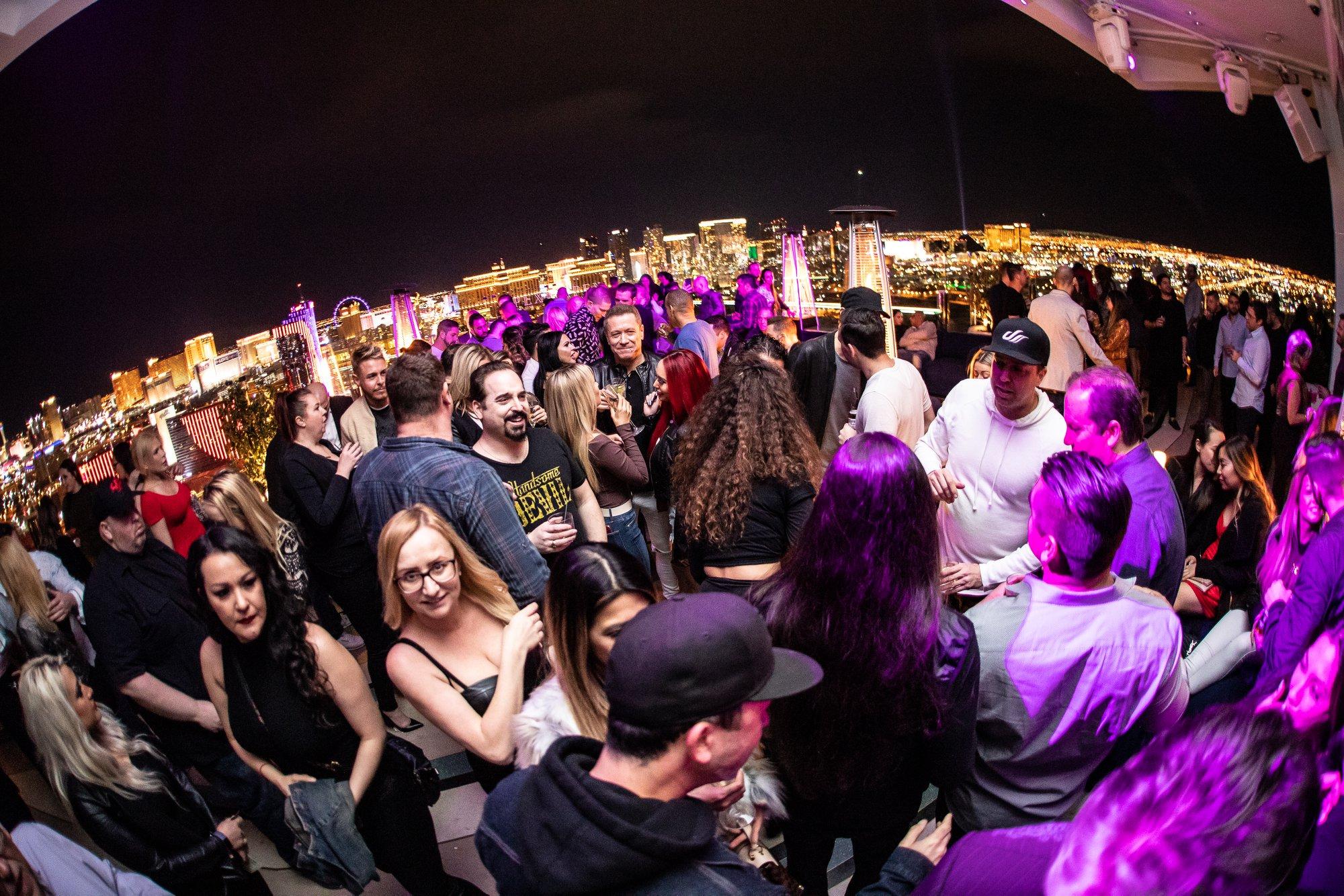 las vegas nightclub apex social club