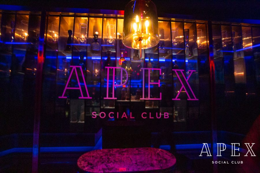 May Events at Apex Social Club