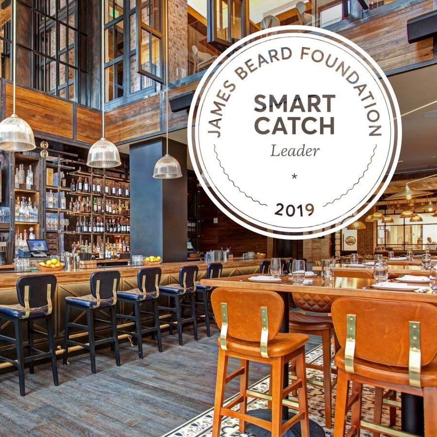 James Beard Smart Catch Leader