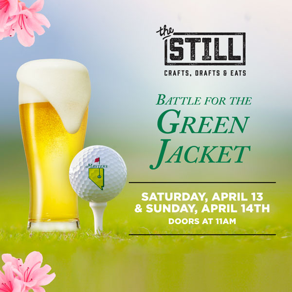 Catch the Masters at Las Vegas Sports Bar The Still