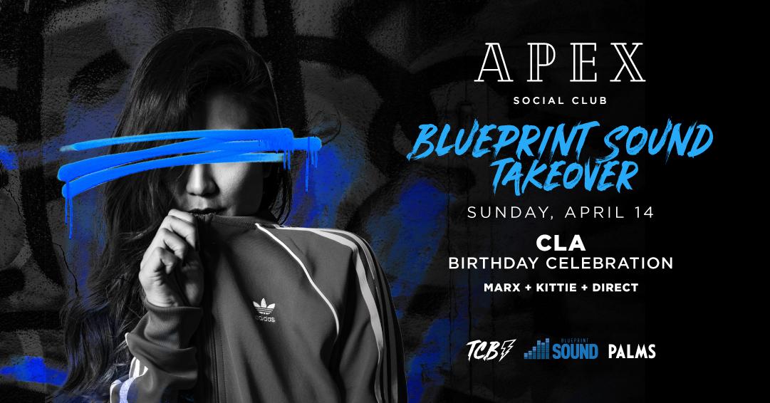 blueprint at apex social club