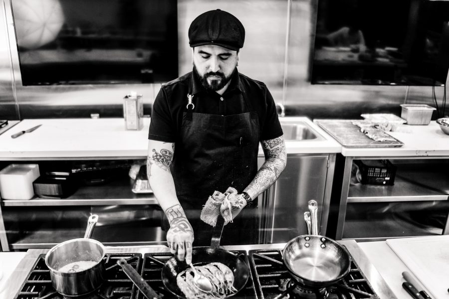 Meet Chef JoJo Ruiz, the Culinary Mastermind Behind Serẽa in Coronado