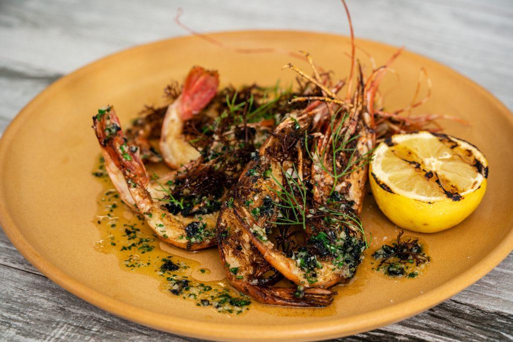 Sustainable Seafood Tasting Platter - Serea Coastal Cuisine
