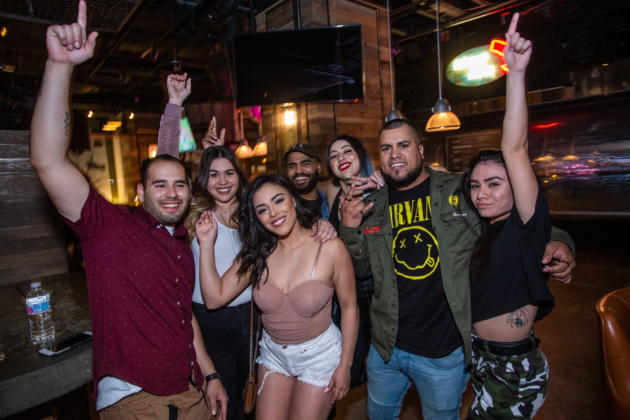 latin social night at the still