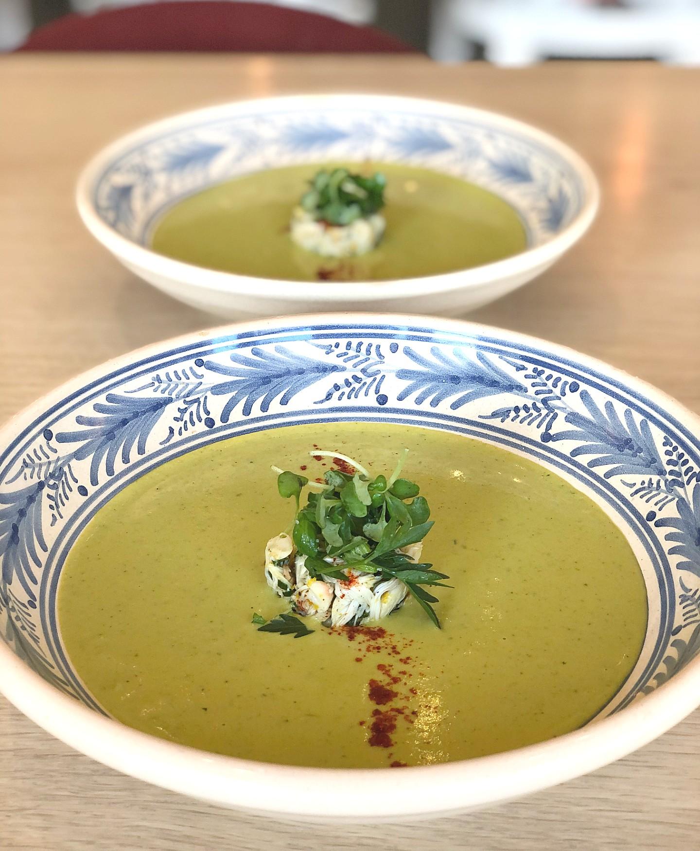 Soup at Bottiglia Cucina - Italian Food Henderson