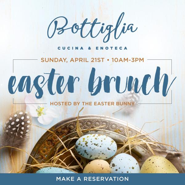 Easter At Bottiglia