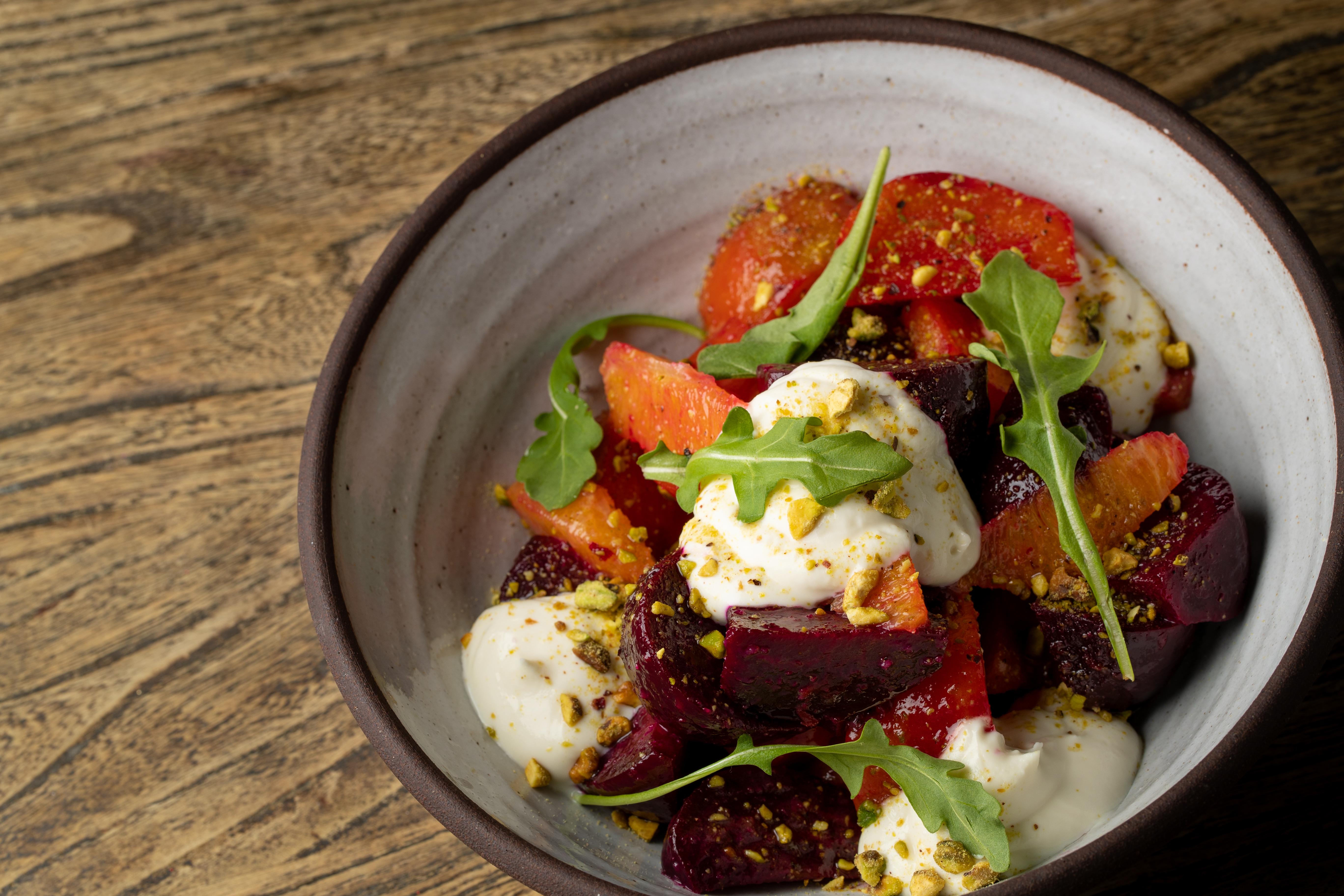 beet salad hearthstone