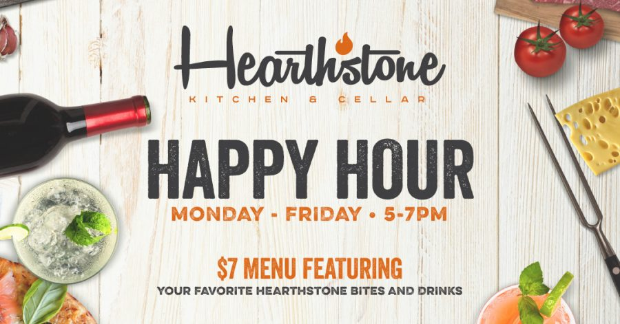 Why Summerlin Happy Hour Is the Happiest on the Patio at Hearthstone Kitchen & Cellar