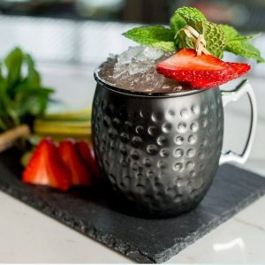 Tableside Mixology Mojito - Elicit Lounge