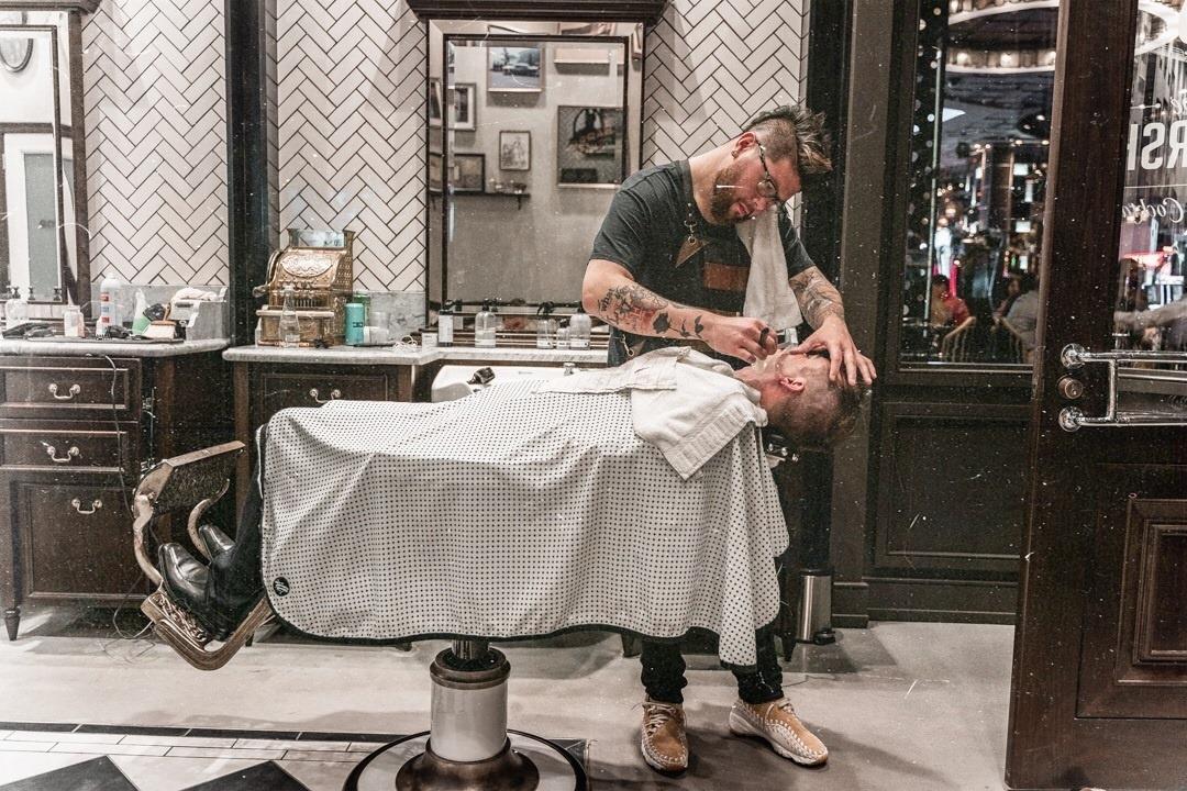 barbershop las vegas