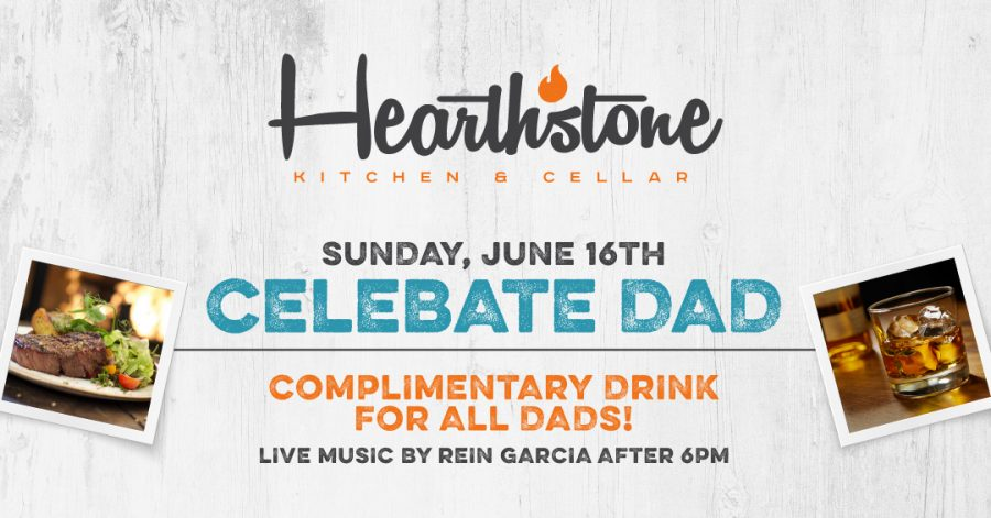 Bring Dad To Hearthstone for an Unforgettable Father's Day