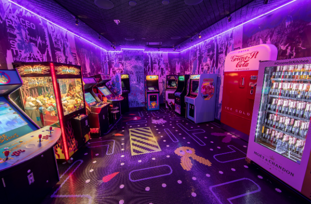 When is an Arcade not an Arcade? When it's a Las Vegas Speakeasy!