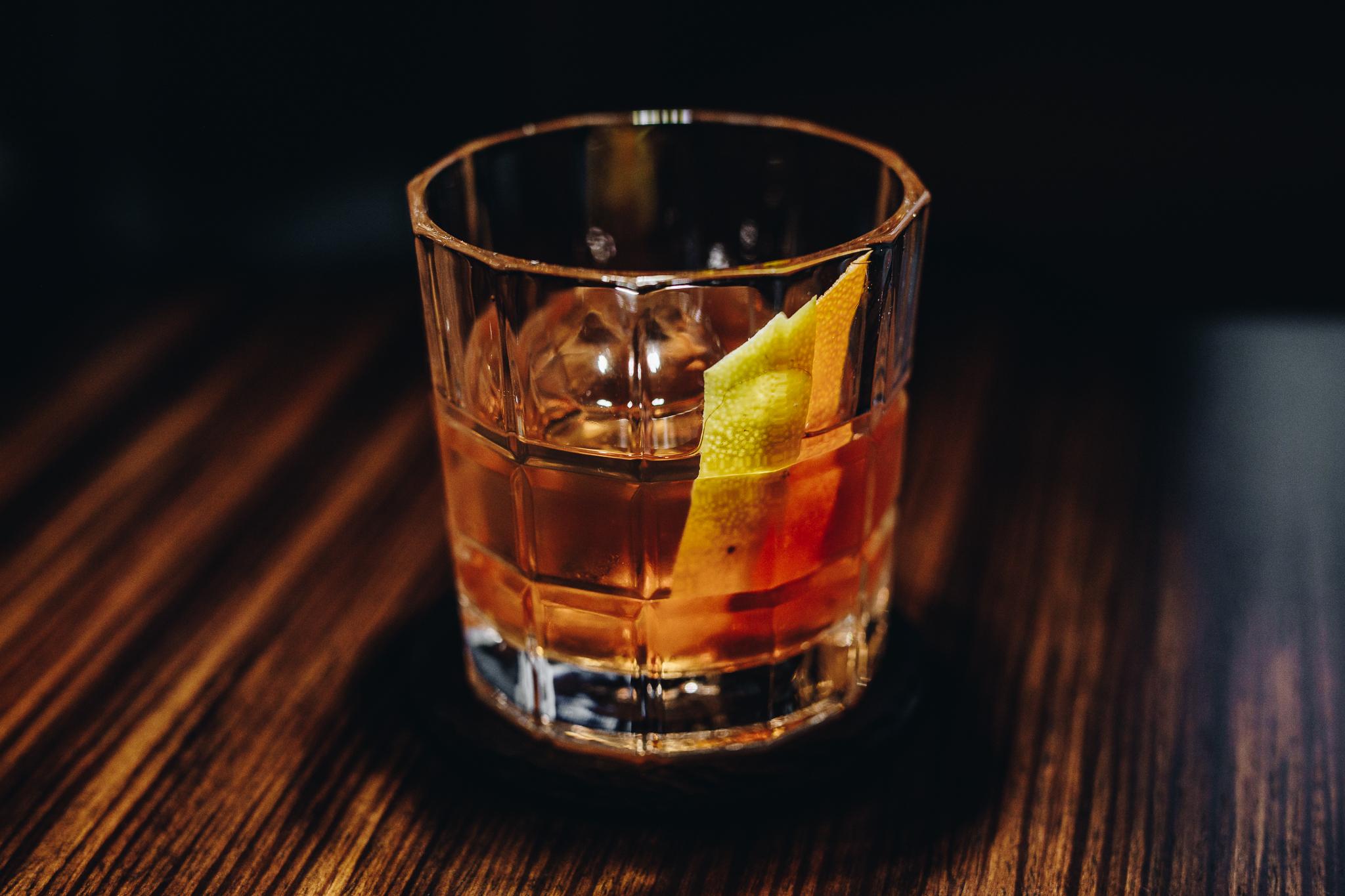 Shot of Bourbon - Bull & Bourbon El Cajon