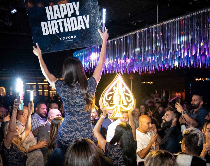 Let Oxford Social Club Host Your Private Event in the Gaslamp Quarter!