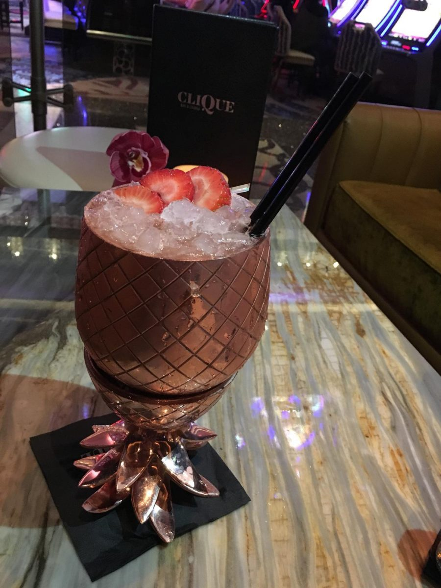 Fresh Pressed Cocktails Are Hot For Cooling Off At Clique Bar & Lounge
